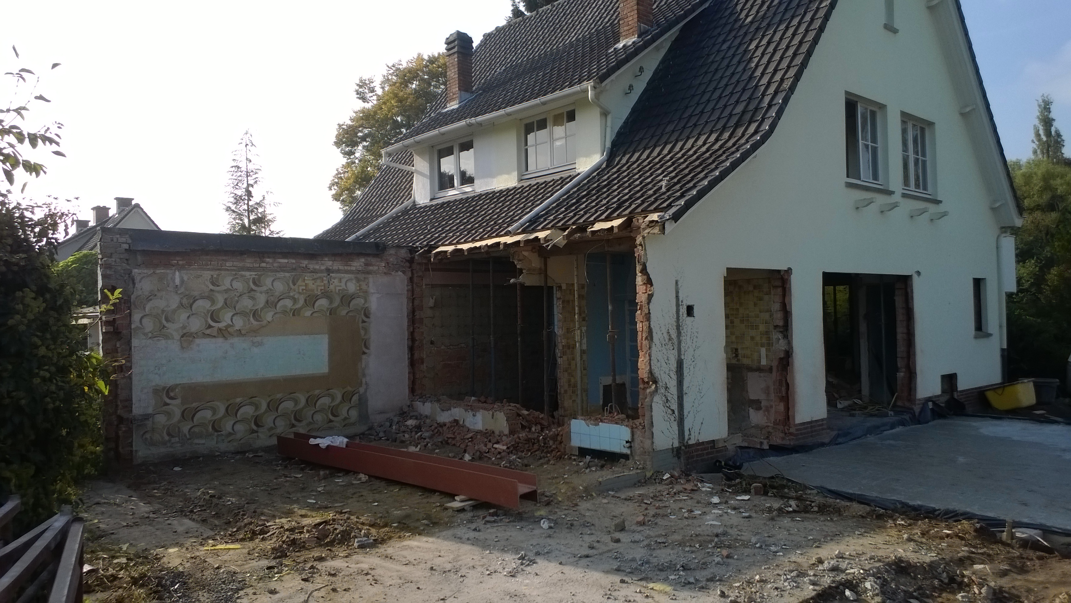 Bompa s huis klaar voor een nieuw verhaal for Energiezuinig huis bouwen